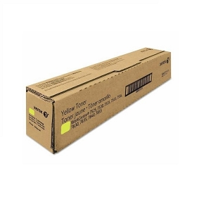 Brand New Original Xerox 006R01514 6R01514 Yellow Laser Toner Cartridge WorkCentre Series 7525-7970