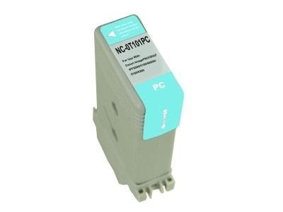 Canon PFI101 PFI101PC Photo Cyan Inkjet Cartridge  ImagePROGRAF iP-F5000 iP-F5100 iP-6000S iP-F6100 iP-F6200