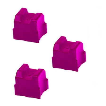 Xerox 108R00661 Magenta Xerox C2424 Compatible SOLID Ink Sticks (3 Pack)