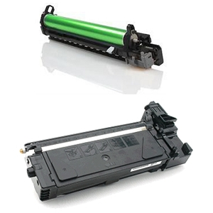 2 Pack Xerox CopyCentre C20, WorkCentre M20, M20I Laser Toner Cartridge and Drum Unit