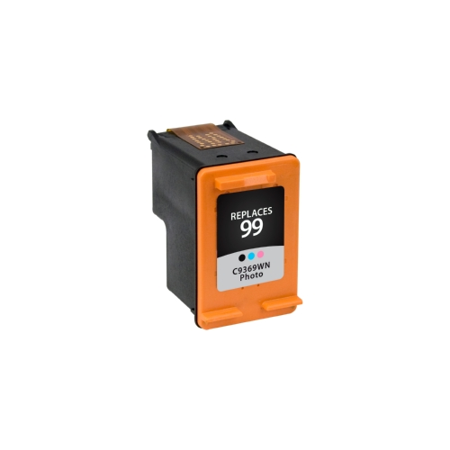 HP 99 C9369WN Photo Remanufactured Inkjet Cartridge
