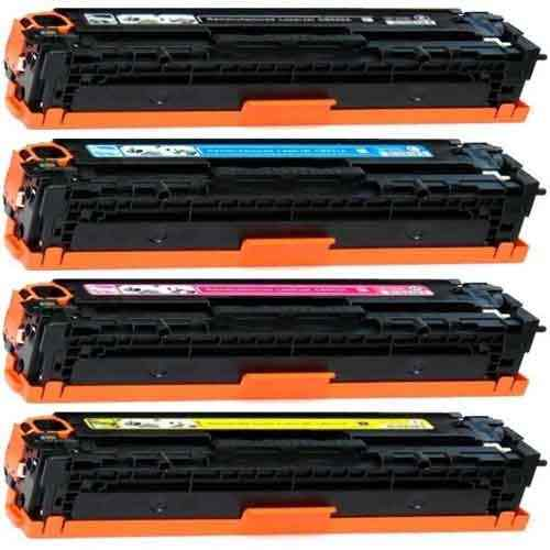 4 Pack HP 305A LaserJet Pro M351, M375, M475, M451, M475 Compatible Toner Cartridges