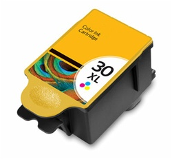 Kodak 30XL Color Inkjet Cartridge 1341080