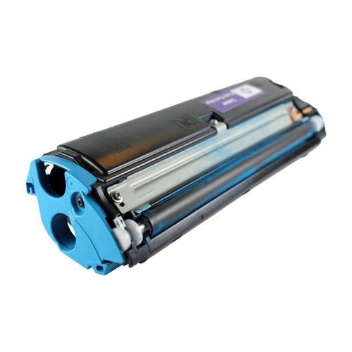Konica Minolta 1710517-008 Cyan High Yield Laser Toner Cartridge MagiColor 2300, 2300DL, 2300W, 2350EN