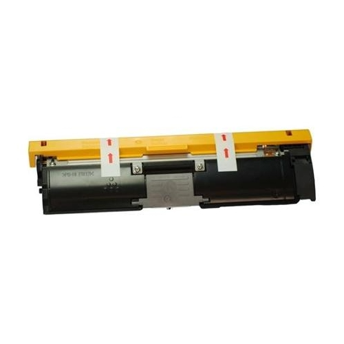Konica Minolta 1710587-004 Black Laser Toner Cartridge MagiColor 2400, 2450, 2500, 2550