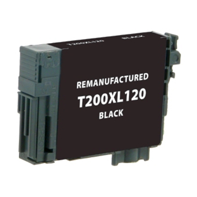 Epson T200XL T200XL120 Black High Yield Inkjet Cartridge
