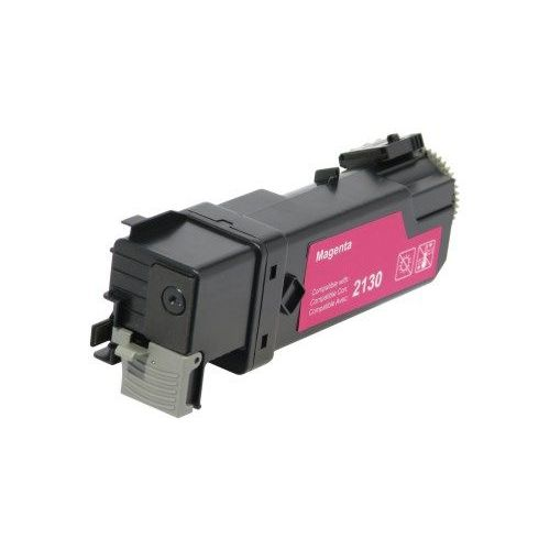 Dell 330-1433 330-1392 Magenta Laser Toner Cartridge Color Laser 2130CN, 2135CN