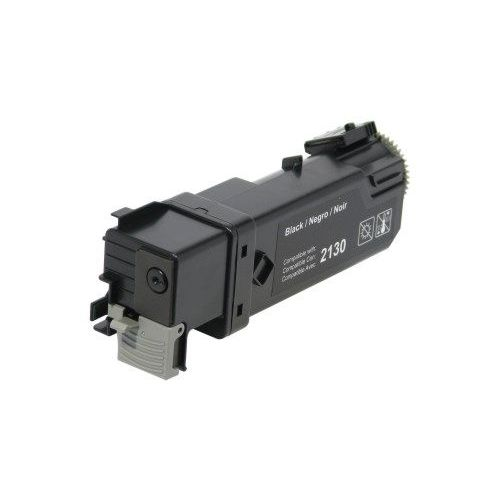 Dell 330-1436 330-1389 Black Laser Toner Cartridge Color Laser 2130CN, 2135CN