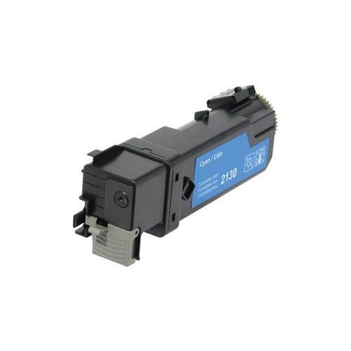 Dell 330-1437 1130-1390 Cyan Laser Toner Cartridge Color Laser 2130CN, 2135CN