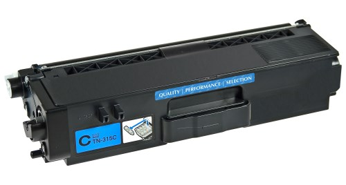 Brother TN-315 TN315C Cyan Laser Toner Cartridge HL-4150, HL-4570, MFC-9460, MFC-9970 TN310