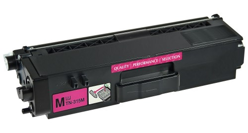 Brother TN-315 TN315M Magenta Laser Toner Cartridge HL-4150, HL-4570, MFC-9460, MFC-9970 TN310