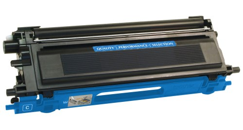 Brother TN115 TN115C Cyan Compatible High Yield Toner Cartridge TN-115 / TN-110 TN110