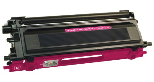 Brother TN115 TN115M Magenta Compatible High Yield Toner Cartridge TN-115 / TN-110 TN110