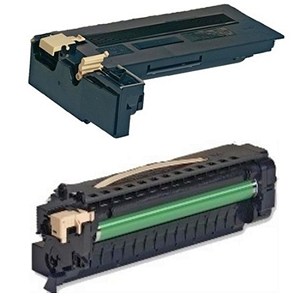 2 Pack Xerox 013R00755 106R01409 WorkCentre 4250, 4260 Laser Toner Cartridge and Drum Unit
