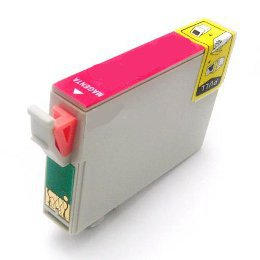 Epson T087 T087320 Magenta Inkjet Cartridge Stylus Photo R1900