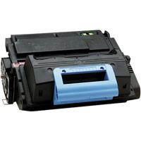 HP 45A Q5945A MICR Black Compatible Toner Cartridge LaserJet 4345, M4345, M4345 MFP
