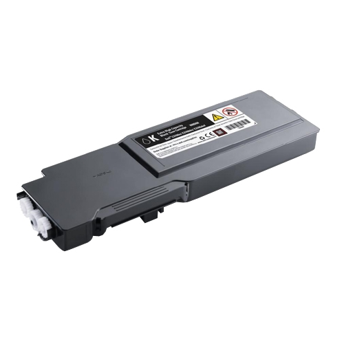 Dell 331-8429 4CHT7 Black Extra High Yield Laser Toner Cartridge C3760dn, C3765dnf
