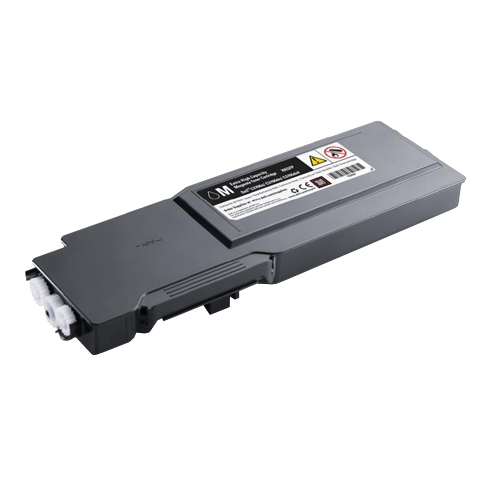 Dell 331-8431 40W00 Magenta Extra High Yield Laser Toner Cartridge C3760dn, C3765dnf