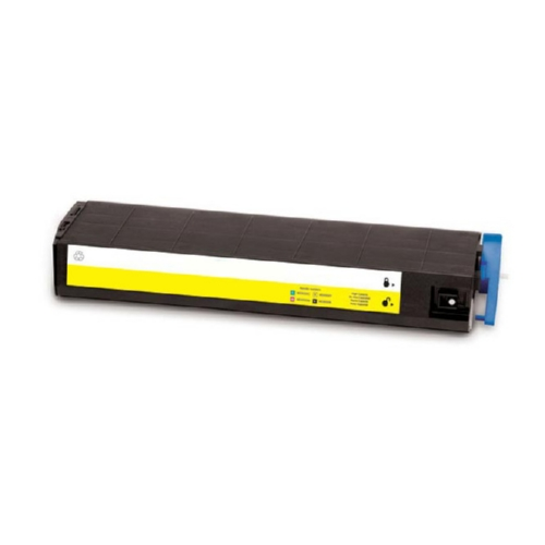Okidata 41963001 Yellow Compatible Toner Cartridge