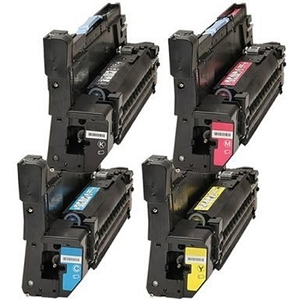 4 Pack HP 824A Color LaserJet CM6030, CM6040, CP6015 Laser Drum Units
