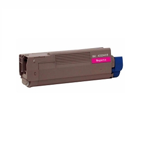 Okidata Type C8 43324418 Magenta Compatible Toner Cartridge C5550, C6100