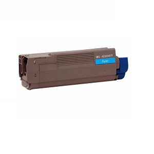 Okidata Type C8 43324419 Cyan Compatible Toner Cartridge C5550, C6100