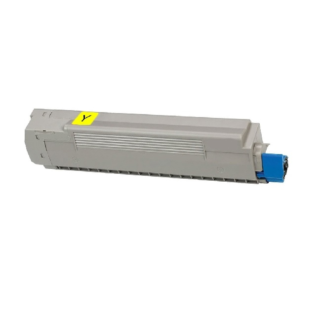 Okidata 43487733 Yellow Compatible Toner Cartridge C8800