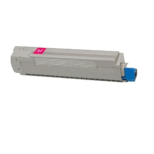 Okidata 43487734 Magenta Compatible Toner Cartridge C8800