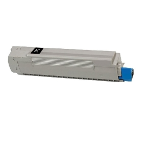 Okidata 43487736 Black Compatible Toner Cartridge C8800
