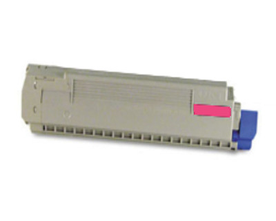 Okidata 44059214 Magenta Laser Toner Cartridge MC860, MC-860C
