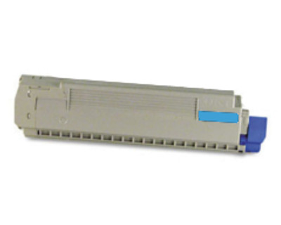 Okidata 44059215 Cyan Laser Toner Cartridge MC860, MC-860C