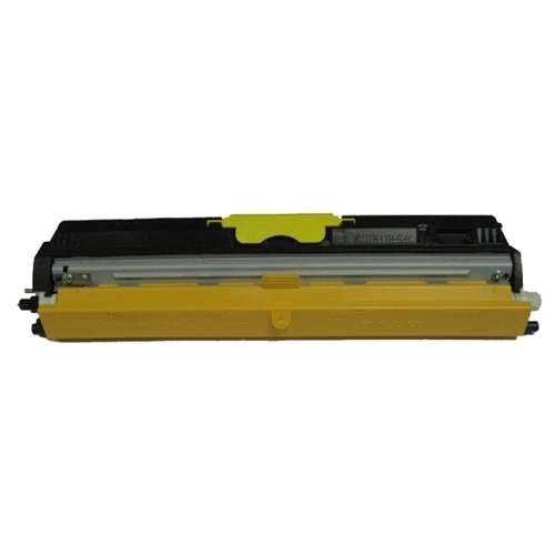 Okidata 44250713 Yellow Compatible Toner Cartridge C110, C130N, MC160