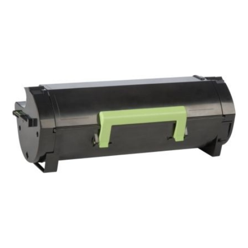 Lexmark 50F1X00 50F5H00 Black 501X Extra High Yield Toner Cartridge MS410, MS510, MS610
