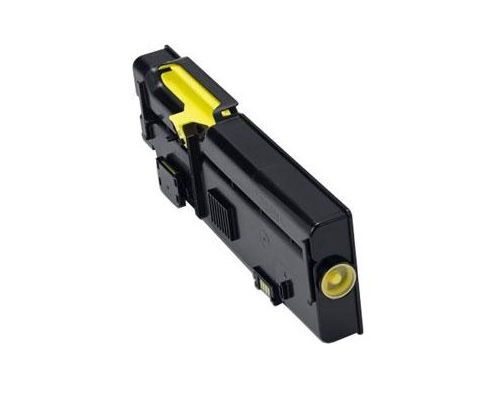 Dell 593-BBBR Yellow High Yield Laser Toner Cartridge C2660dn, C2665DF, C2665dnf
