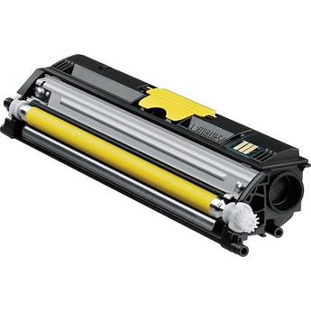 Konica Minolta A0V306F Yellow High Yield Laser Toner Cartridge MagiColor 1600W, 1650EN, 1680MF, 1690MF