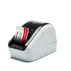 Brother QL-810W Label Printer with Wireless Networking