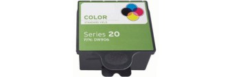 Dell DW906 Color Ink Cartridge For Dell P703w