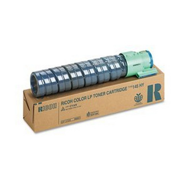 Brand New Original Ricoh Type 145 888311  Cyan Toner Cartridge