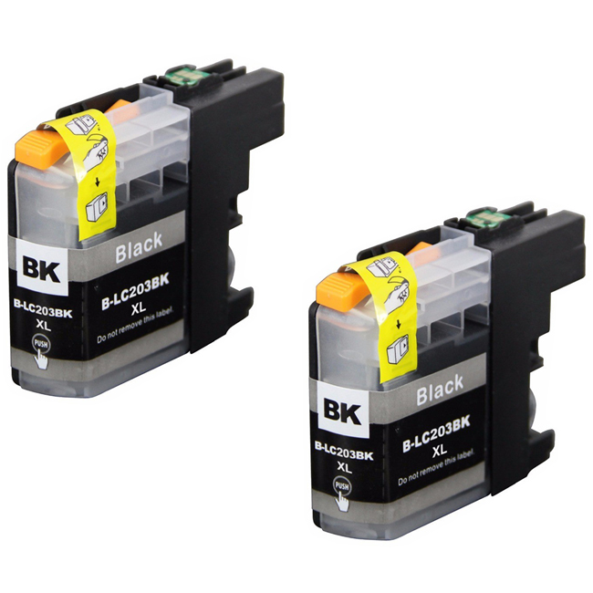 20 PK Compatible LC203 XL Ink Cartridges For Brother MFC-J885DW J4420DW J4620DW