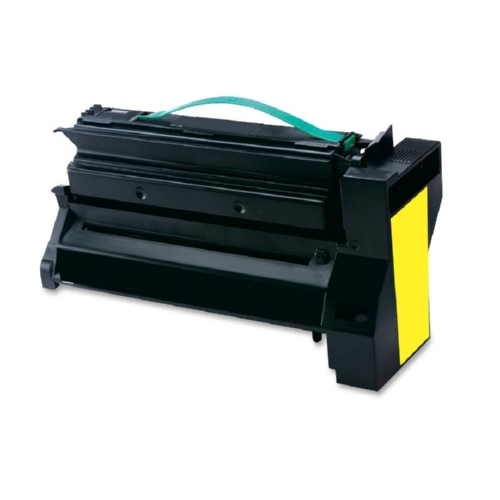 Lexmark C782X2 C782X2YG Yellow Compatible Extra High Yield Print Cartridge C782, X782