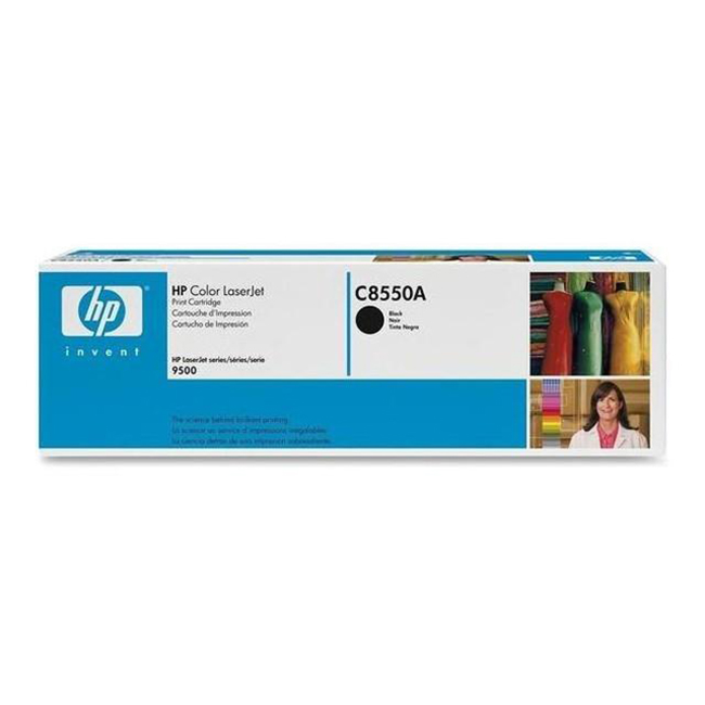 Brand New Original HP 822A C8550A Black Laser Toner Cartridge Color LaserJet 9500