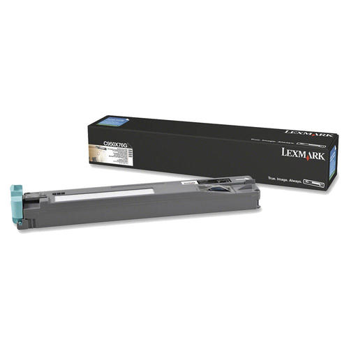 Brand New Original Lexmark C950X76G  Black Waste Toner Bottle C950de, X950de, X952dte, X954dhe