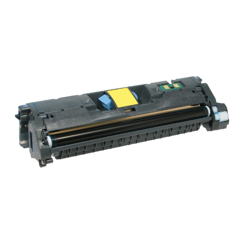 HP 122A Q3962A Yellow Laser Toner Cartridge Color LaserJet 2550, 2820, 2840