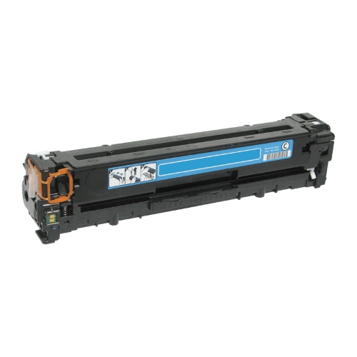 HP 125A CB541A Cyan Compatible Toner Cartridge Color LaserJet CM1312, CP1210, CP1215, CP1510, CP1515, CP1518