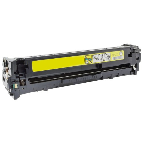 HP 128A CE322A Yellow Laser Toner Cartridge Color LaserJet CP1525nw, Pro CM1415fnw, Pro CP1525nw