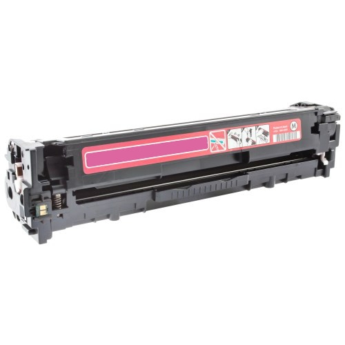 HP 128A CE323A Magenta Laser Toner Cartridge Color LaserJet CP1525nw, Pro CM1415fnw, Pro CP1525nw