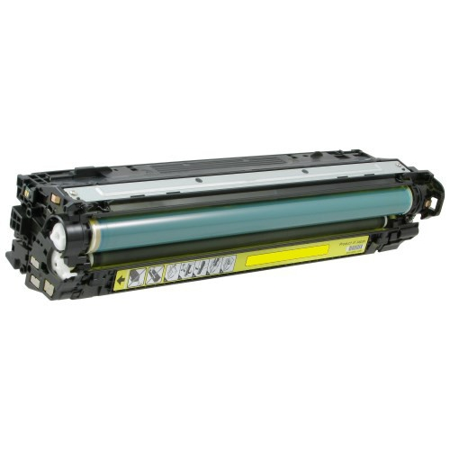 HP 307A CE742A Yellow Laser Toner Cartridge Color LaserJet Professional CP5225, CP5225dn, CP5225n