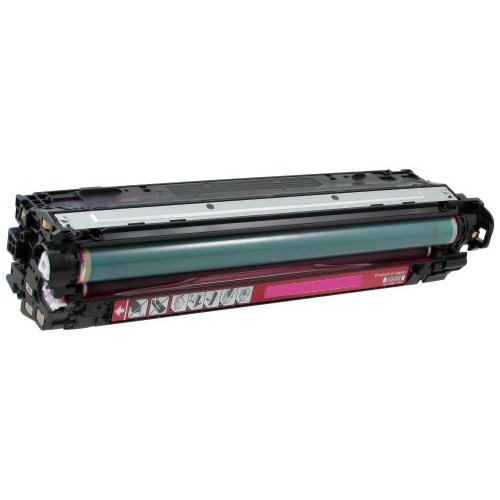 HP 307A CE743A Magenta Laser Toner Cartridge Color LaserJet Professional CP5225, CP5225dn, CP5225n