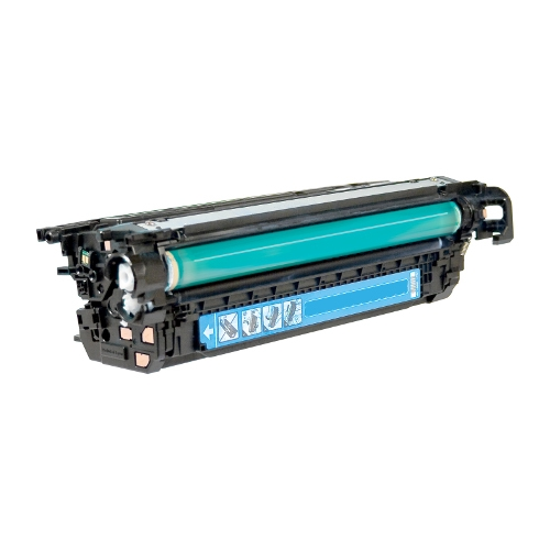 HP 646A CF031A Cyan Laser Toner Cartridge Color LaserJet Enterprise CM4540, CM4540f, CM4540fskm MFP