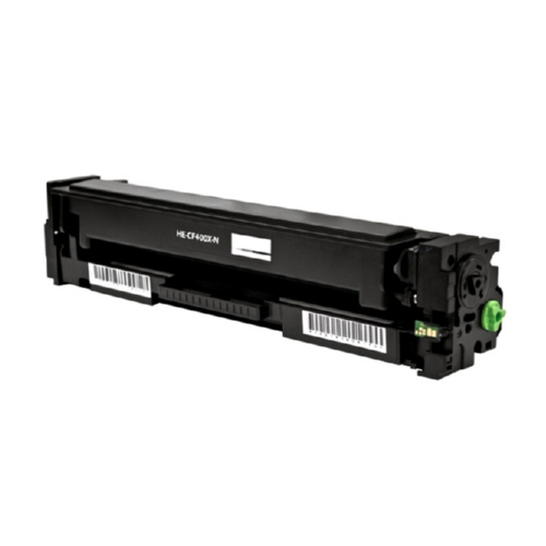 HP 201X CF400X Black Compatible High Yield Toner Cartridge Color LaserJet Pro M252, MFP M277